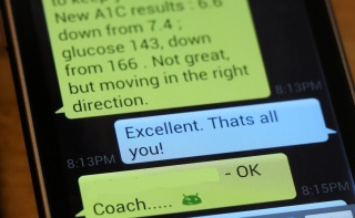 coach text message